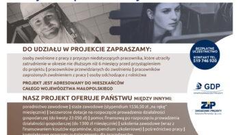 """Projekt """"ADAPTER ZAWODOWY dla mieszkańców woj. małopolskiego"""""""